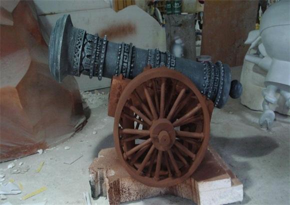 古代火炮模型亚博体育网页登录