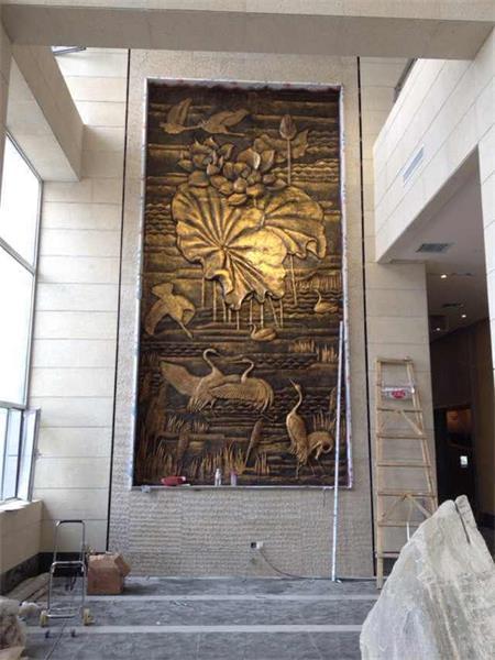 山东廉政博物馆浮雕