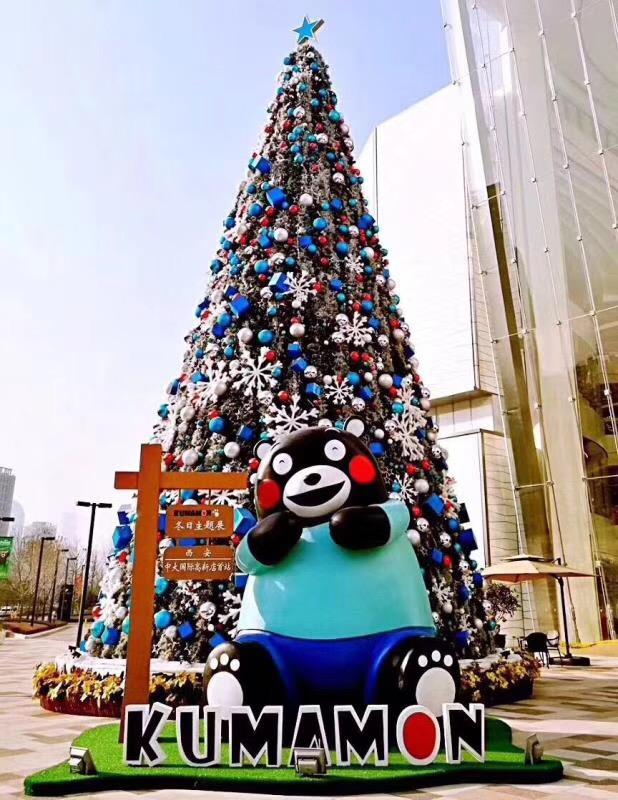 上海培艺卡通亚博体育网页登录作品《西安中大 ..