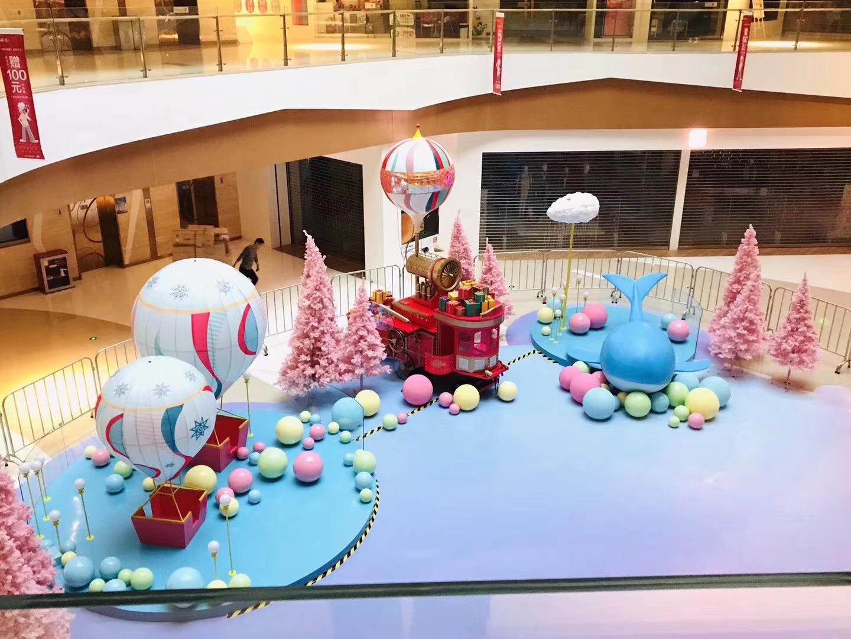 杭州龙湖圣诞主题亚博体育网页登录