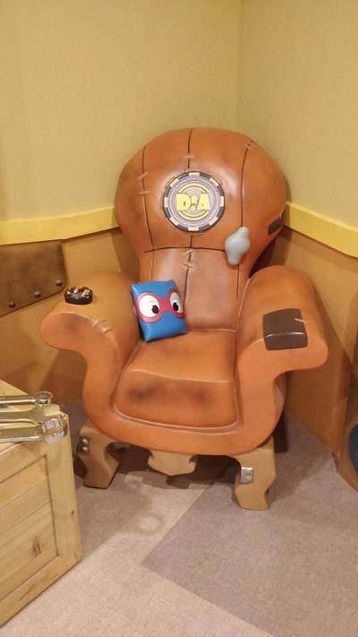 常州恐龙园亚博在线娱乐官网入口卡通座椅