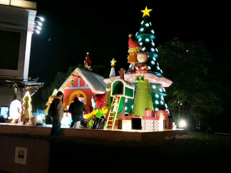 大宁国际圣诞节